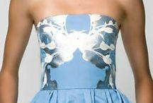 Inspiratie in culori: Albastru / Bleu Ciel, albastru electric, bleumarin.