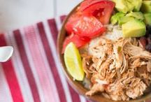 Healthy Slow Cooker Recipes / Healthy Slow Cooker Recipes :)