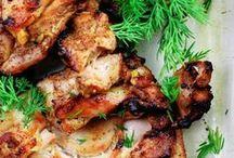 Easy & Healthy Chicken Recipes / Easy & Healthy Chicken Recipes