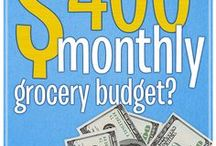 Money Saving Tips / Ways to Save Money on groceries, clothes, decorating, and everything!