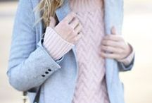 Inspiratie: Pretty in Pastel / Feminine outfits in lovely pastels.