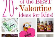 Valentine's Day / All Things Valentine's... crafts, recipes, home decor, and more!