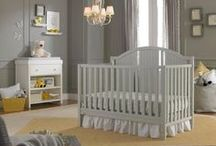 Playroom/Child Bedroom/Nursery / Decorating ideas for playrooms, children's bedrooms, and baby nurseries