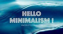 Hello Minimalism!