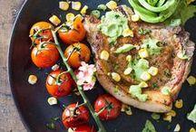 Pork Recipes / Great pork based recipe ideas