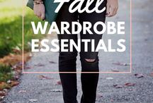 Fashion || Fall / The best trends and fashion for the Fall