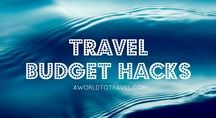 Travel Budget Hacks