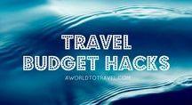 Travel Budget Hacks