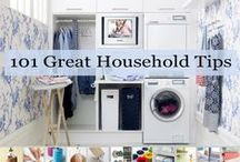Household TIPS / by Debra (angelswhiskers) Creech