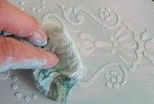 FURNITURE RE-DO TIPS / Tips & Projects / by Debra (angelswhiskers) Creech