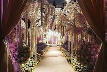 WEDDING VENUE INSPIRATION / Bridal inspirations and wedding ideas we think best for our brides to be.
