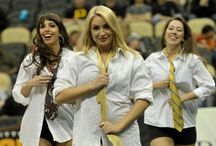 The SPARKS Dance Team / by Pittsburgh Power