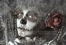 """♡ Diva De Los Muertos ♡ / """"The day which we fear as our last is but the birthday of eternity."""" ~Seneca"""