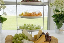 Appetizers, Cheese Balls, Dips and Salsas / by Debra (angelswhiskers) Creech