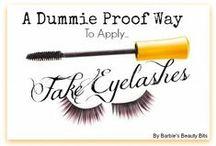 BEAUTY TIPS / by Debra (angelswhiskers) Creech