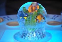 Ice Sculptures - Ice Centerpieces.