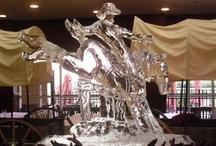 Ice Sculptures - Animal Theme