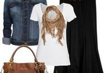 MY STYLE / All the beautiful things I'd love to wear.