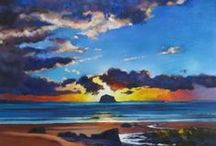 Fidra Fine Art / Covering over 200 years of the best in Scottish painting, watercolour, drawing and prints, Fidra Fine Art currently offers for sale, work by Traditional, Impressionist, Modern and Contemporary Scottish artists.