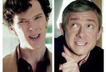 Sherlock BBC / by Lindsey Watson