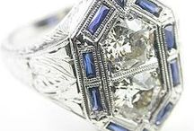 Gems & Jewelry Design RINGS