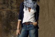 Style ideas / My go-to for wardrobe inspiration. :: Kaikenlaista, mitä voisi päällensä pukea.