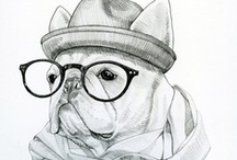 Spying Etsy Frenchies / Anything about french bulldogs that caught my eye on etsy!