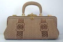 vintage bag / vintage bag