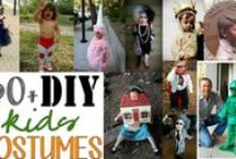 DIY Halloween Costumes for Children / by Debra (angelswhiskers) Creech