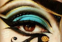 Halloween Costumes and Make-up Tutorials 2014 / by Debra (angelswhiskers) Creech