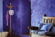 Color inside a house