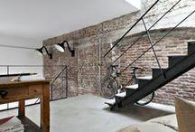 Interior Decor Industrial Style