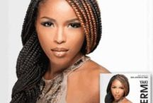 Braiding & Bulk Hair / Synthetic & Human braiding hair