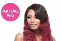 Human Hair Wigs / Human hair wigs
