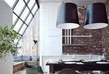 Home Delicious - Loft Style / ..My inspiration 4 home decoration..