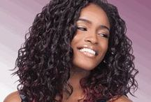 Sensationnel Instant Weave 2 IN 1 Style Reversible Wig / GMBShair.com carrys Sensationnel Instant Weave 2 IN 1 Style Reversible Wig. INSTANT WEAVE 2IN1 STYLE by Sensationnel.