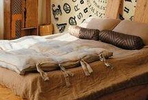 Interior Decor Oriental & African Inspiration