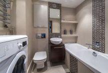 Bathroom .