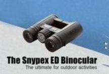 ED binoculars / Snypex Knight ED binoculars / by Snypex
