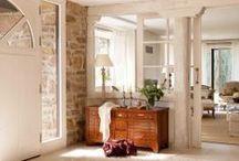 Hallway  ~ Entry Ways ~ Foyers