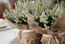 WEDDING BOUQUETS / Unique flower bouquets for every colour or wedding theme