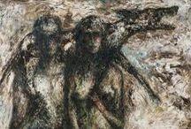 Joseph Urie / Scottish Artist Joseph Urie