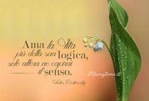 Frasi in italiano / by Gabriela Magnano