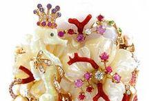 Seashell & coral / by Emma Hamilton