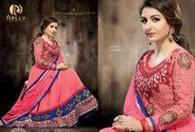Style Diva Soha Ali Khan Dress Collection / Soha Ali Khan Bollywood Anrkali Dress Collection