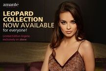 Leopard Collection / Exclusive range of intimate wear available only on Zivame.