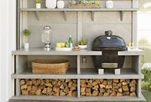 Outdoor BBQs & Fireplaces
