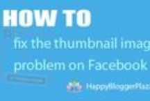 Blogging tips | Facebook for bloggers / Blogging tips, blogging ideas, and blogging tutorials to increase blog traffic from Facebook.