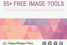 Blogging tips | Blog images / Blogging tips, blogging ideas, and blogging tutorials for image optimization for your blog.