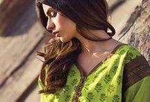 Pakistani Salwar Suits / Sana Safinaz  Charizma Lalas Ayesha Zara